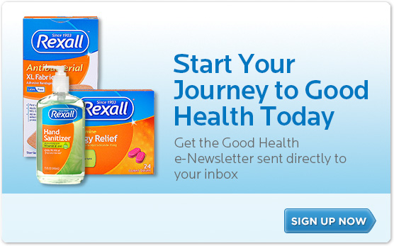 Start Your Journey to Good Health Today. Get the Good Health e-Newsletter sent directly to your inbox. Sign Up Now